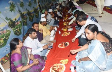Ramzan Celebrations Mahabubnagar