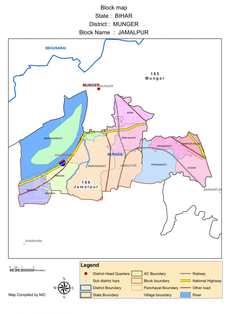 Map of District   Munger District, Government of Bihar   India District Map Of Bihar on map of uttar pradesh district, map of bharatpur district, map of shimoga district, map of aurangabad district, map of pune district, map of lalitpur district, map of chhattisgarh district, map of kolhapur district, map of kottayam district, map of rajasthan district, map of guntur district, map of jamnagar district, map of darjeeling district, map of uttarakhand district, map of jehanabad district, map of thrissur district, map of thane district, map of bhojpur district, map of manipur district, map of ranchi district,