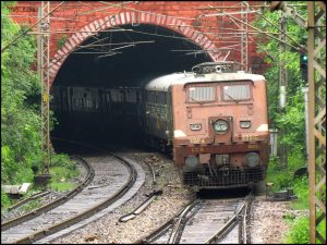 Railway Tunnel, Jamalpur