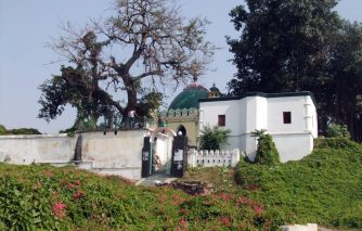 Pir Shah Nafah-Shrine