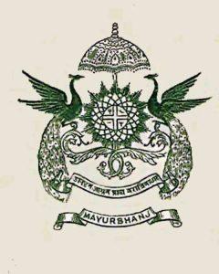 Emblem of Mayurbhanj State