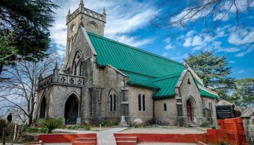 Christ Church Kasauli