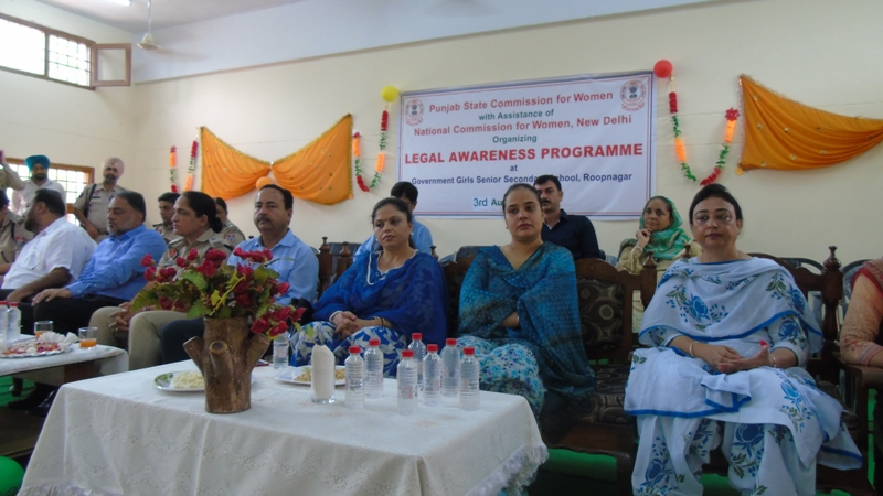 Legal Awareness Programme by Women Commission