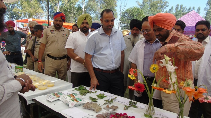 District Level Kisaan Mela