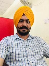 COVID-19 Success Story Gagandeep Singh
