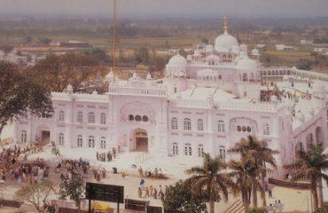 Takhat Sri Keshgarh Sahib .