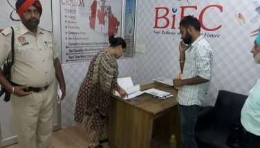 Checking of Travel Agents and IELTS Centres