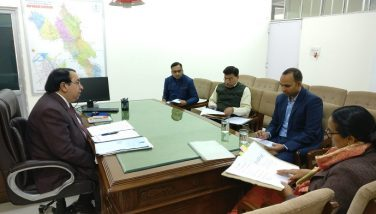 Commissioner Meeting with DEOs