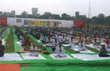 International Yoga Day 21 June 019 at District Rupnagar
