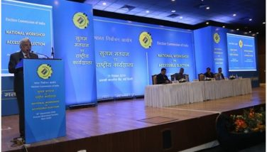 ECI National Workshop on Accessible Elections