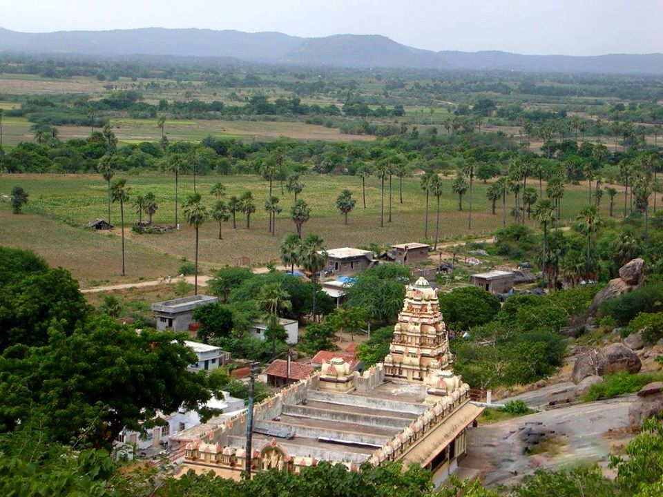 Chilpur Temple View