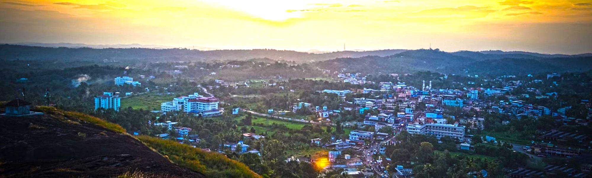 Pathanamthitta town