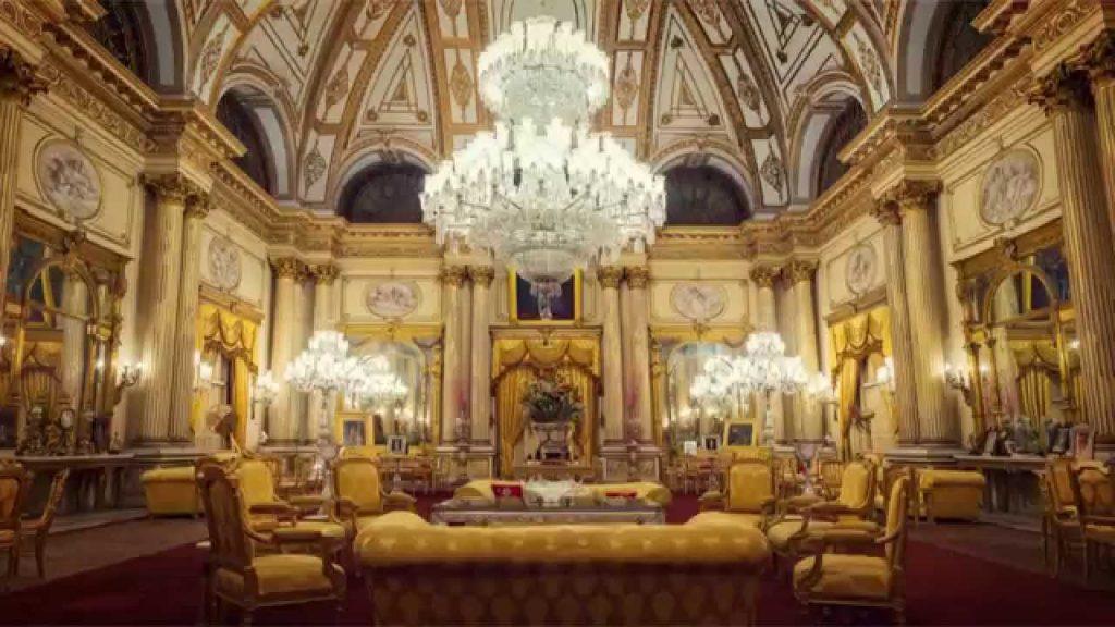 Jai Vilas Palace Gwalior