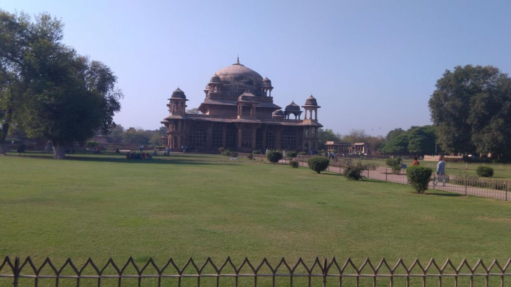 Gaus Mohammad Tomb