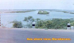 Marakanam Beach