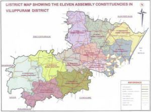 All Assembly Constituency Map