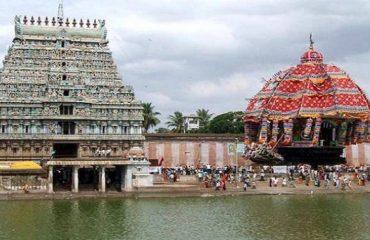 Arulmigu Thiyagarasar Temple Car1