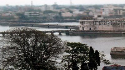 Ancient monument known as Lakhota Lake