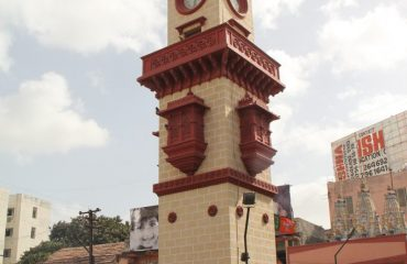 Pancheshvar Tower at Jamnagar