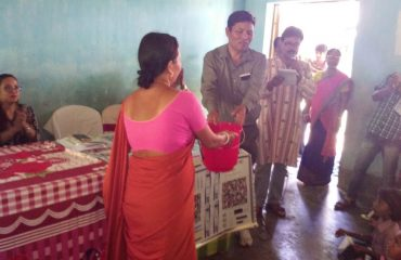 Distribution of Basic Necessity by MS SBM