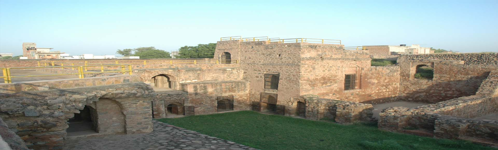 District Hisar, Government of Haryana | The Steel City | India