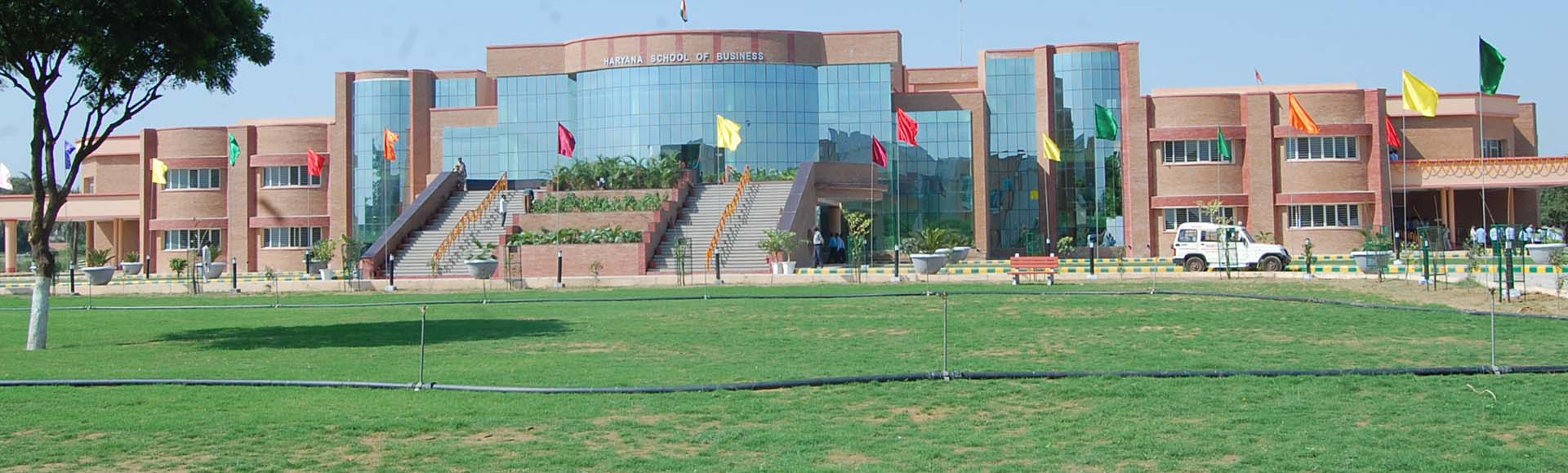 Haryana School of Business, Hisar