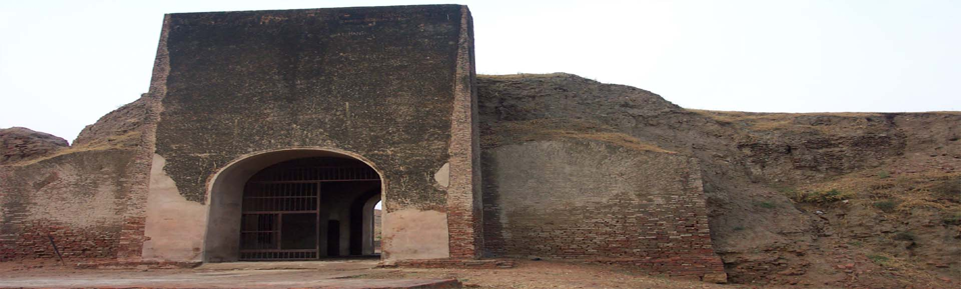 Fort of Prithvi Raj Chauhan