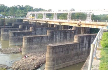 Chakmaghat barrage