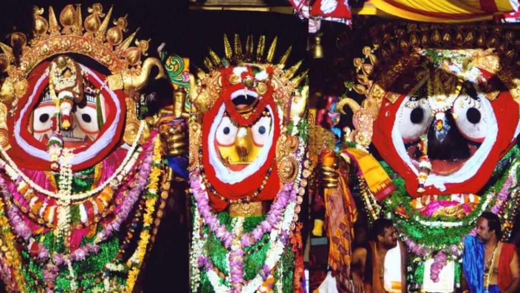 Shree Jagannath Temple | Website of Puri District Administration ...