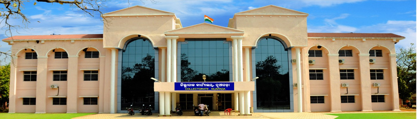 COLLECTORATE-NUAPADA