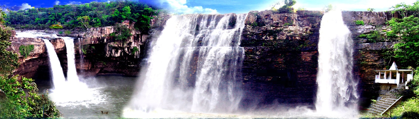 Waterfall (Benia Dhas and Goudhas)