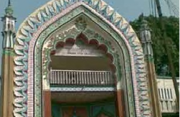 This is the image of Dargah Shareef ,Bahraich