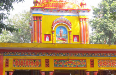 This is the image of Mari mata mandir of Bahraich