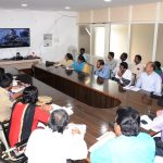 VC With all Madal Officers Regarding COVID-19