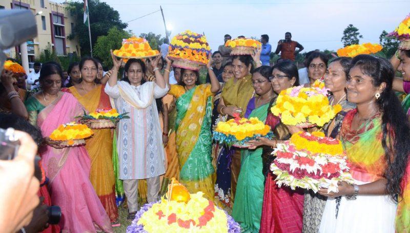 Bathukamma Festival