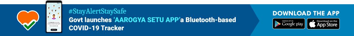 Aarogya setu App Ban