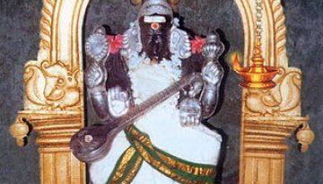 மகா சரஸ்வதி, கூத்தனூர்