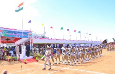 Celebration of 73rd independence 2019