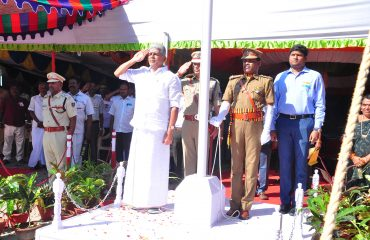 Celebration of 65th Puducherry Liberation Day-2019
