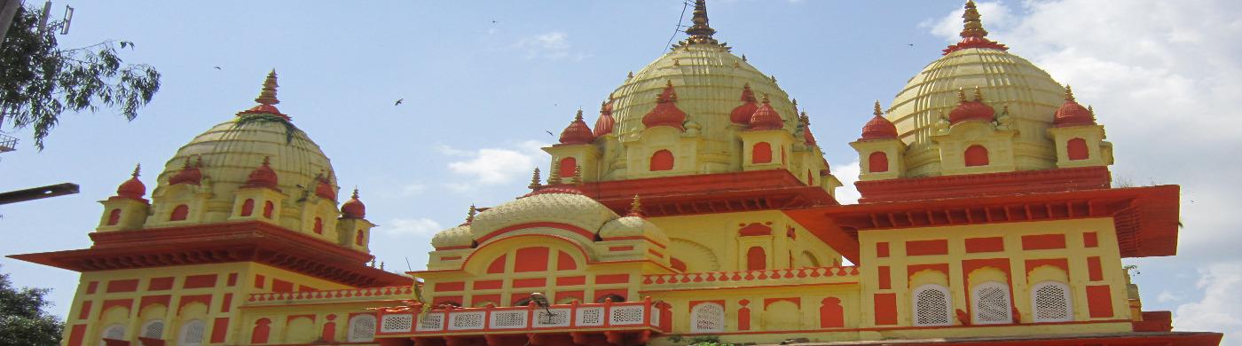 Nazarbagh Temple Tikamgarh