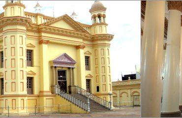 बलदाऊ मंदिर पन्ना मप्र