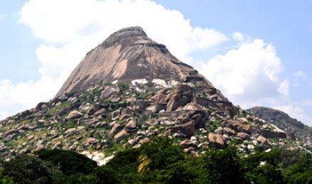 Madhugiri hill1