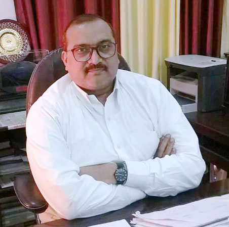 District Magistrate