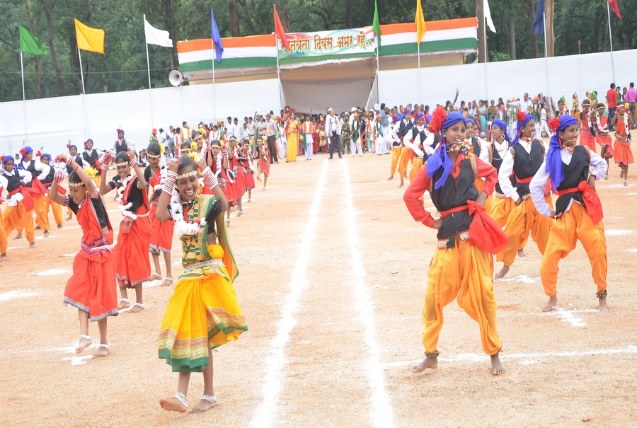 Dance program on Independence Day