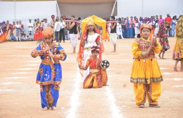 Cultural activity on Independence Day