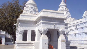 Rajeev Lochan Temple view of Rajim