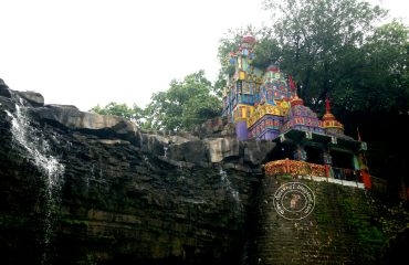 Ghatarani Temple & Waterfall