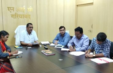 Election preparation vc by CEO with Collector