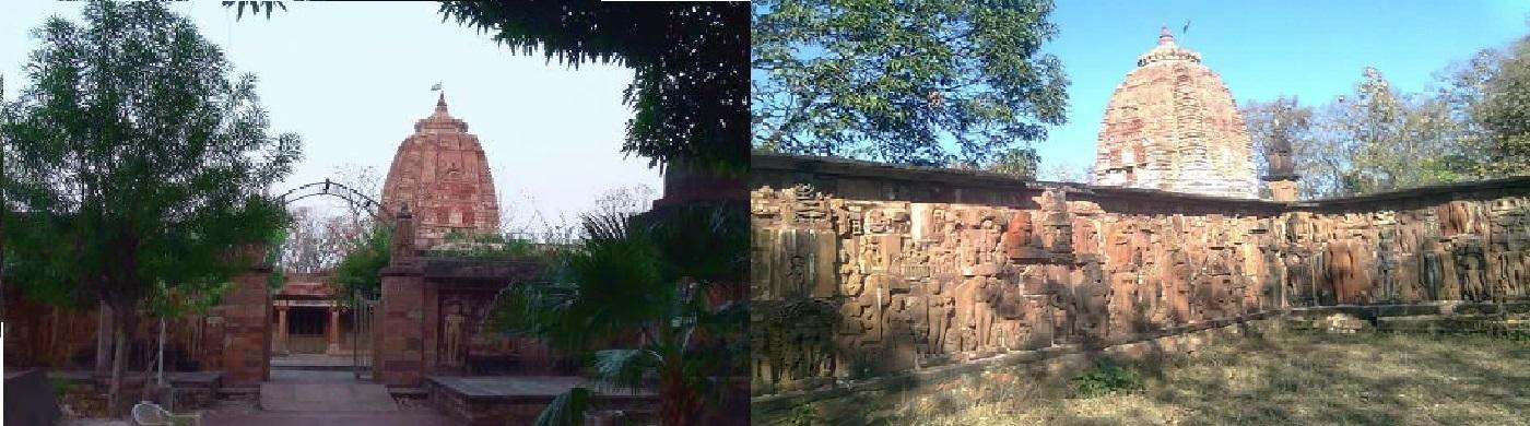 देवगढ जैन पहाड़ी मंदिर