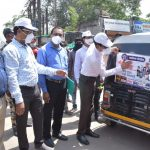 No Mask No Sawari Campaign By District Collector Akola